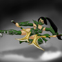 Akali The Fist of Shadow by Driftingwood