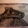 steam punk snake by pinkdankk