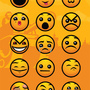 emoticons by Luis