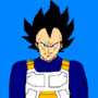 My Vegeta by joshlaidler