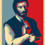 I vote Chuck! by grifter101