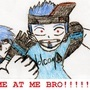come at me bro by luigidrn666