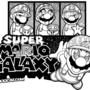 Super Mario's Galaxy by BiggCaZv2