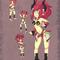Character Design: Immi