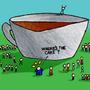 Biggest Morning Tea by Aaroca
