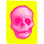 pink skull by idiot-monarch