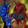 Duel by MavisRooder