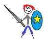 Shadow Rian, The Dark Warrior by bloodninja99
