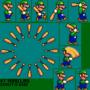 Baseball Bat Luigi by 1999Elias