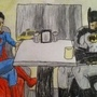 HISHE Super Hero Cafe by WHOLEASS