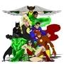 Justice League from Teen Titan by JTmovie