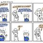 Blue Wave: It's better! by Mieshka