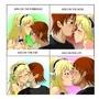 Kiss Meme by bocodamondo