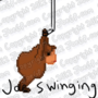 16-Bit Joe Swinging by WaldFlieger