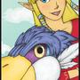 Skyward Zelda by pickletoez
