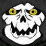 Skull, the Familiar by Klobb17