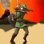 Link! by SkruffySteve