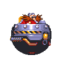 Dr. Eggman by DarkHappiness