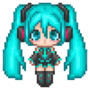 Hatsune Miku by DarkHappiness
