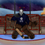 Apocalyptic Goalie by KillHammer