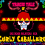 Curly Caballero teaser poster by SuperSpaceSmile