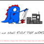 Monsters shall rule the world! by MitchellKKP