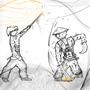 counterattack by TEKUHASHI