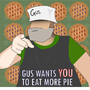 Gus wants you... by LeftHandPunk
