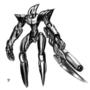 Concept: Scythelion gunner