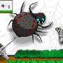 Earthrise - Garden Spider by JoeandTom