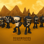 NewGrounds 3D by Monopoly96