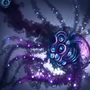Eyeball Jellyfish Jam Monster by ZaneZansorrow