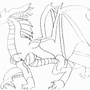 Dragon Side View 2004 by VinnitoElito