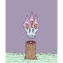 Tree Stump Ghost