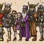 Midget Conga to Baldur's Gate