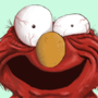 Elmo by Shayl