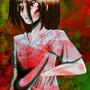Warlock Zombie Saunders by AuraSorceressKitsora