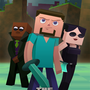 The MineCraft by StevRayBro