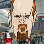 Louis CK by Willianatiortrio