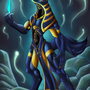 Anubis by Undeadkitty13