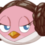 Angry Birds Star Wars - Pink by LAVAGASM