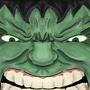 Hulk by Klip3d