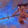 Dark Souls Susan by Drikrystal