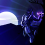 Lavender Lantern concept by veselekov