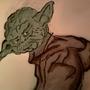 Yoda by KomoriART