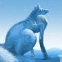 Fusion: Maned Wolf + Iceberg by Barzona
