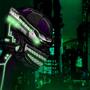 Cyberpunk Ninja by ArkAngelNate