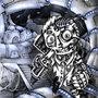 Cyborg Madness by Shanewozere
