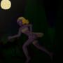 Elizabeth Running by ElfElizabeth