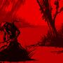Swamp bloodsucking frog by Letal